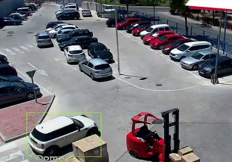 CAMARA VIDEO ANALISIS-BARCELONA-INSA